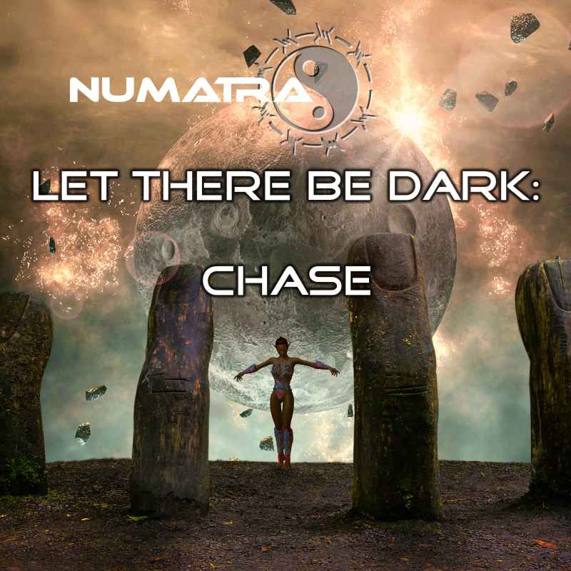 Cover of Let There Be Dark: Chase